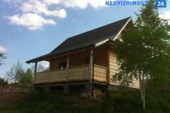 Дом в Свентокшиских горах, возле Стараховиц