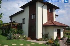Новый дом из современных материалов, 268 м2, Дембица