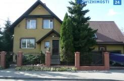 Кирпичный дом в Тчеве