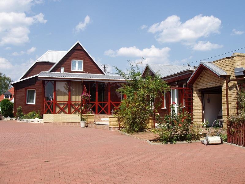 Уютный дом возле Белостока, 214 м2