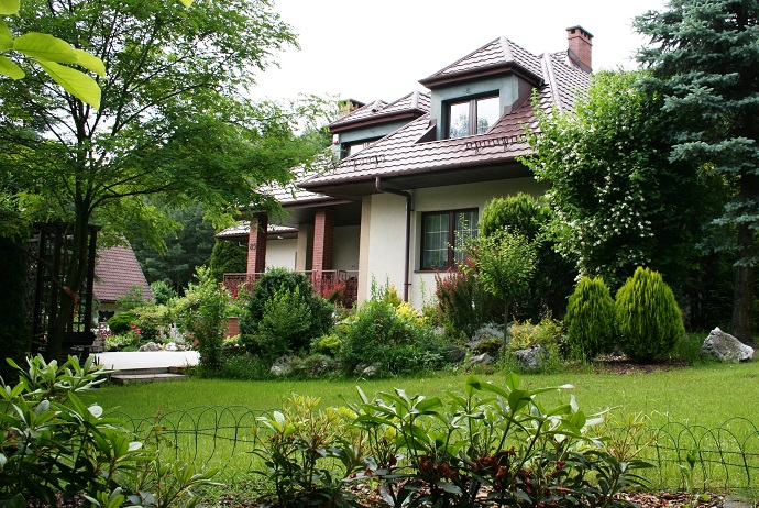 Дом в Кракове, 420 м2