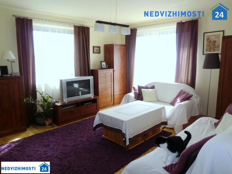 Двухуровневая квартира в Гданьске