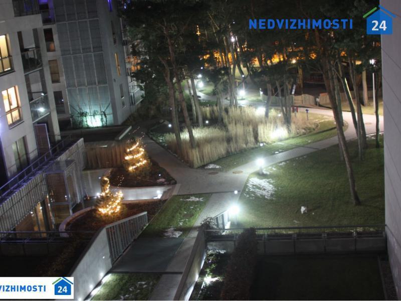 Элитная квартира недалеко от моря на ул. Nadmorski Dwór, Гданьск