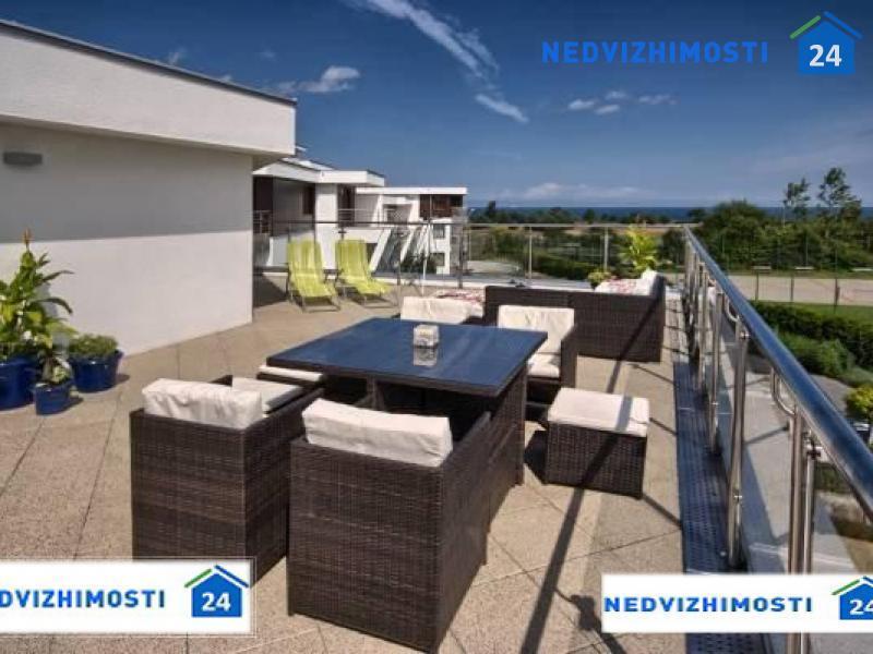 Квартира на берегу моря на ул. Żeromskiego 86, Владыславово