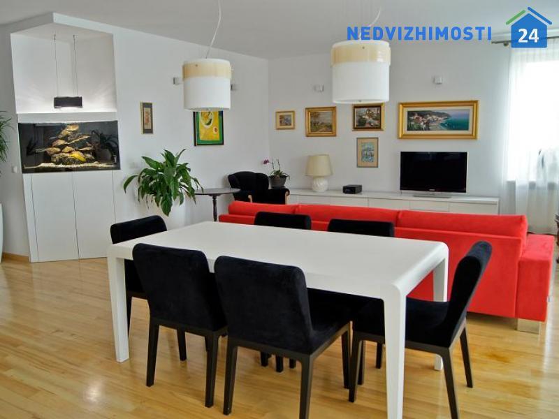Квартира премиум класса 145 м2, Варшава