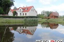 Дом на берегу озера возле Кентшина