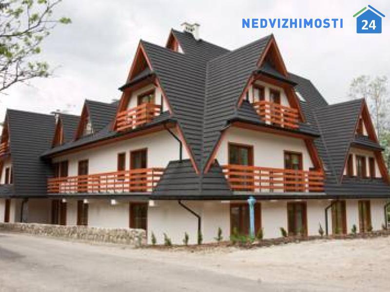 Квартира премиум класса в горах недалеко от Закопане, 27 м2