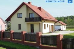 Дом недалеко от Свентокшиских гор, 122 м2, Скаржиско-Каменна