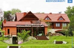 Дом VIP класса с бассейном под Краковом