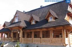 "Корчма в деревенском стиле  ""Kmicic"" в горах, Закопане"