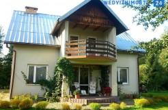 Дом и пансионат в горах Бещады, Крощенко