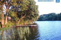 Дом у озера, недалеко 150 м2, Гижицко