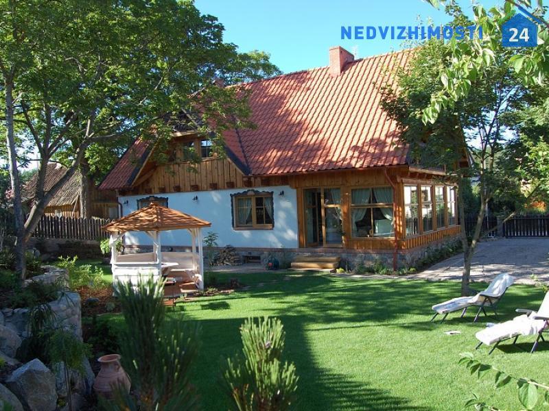 Уютный дом на Мазурских озерах, 320 м2, Мронгово