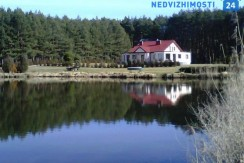 Дом у пруда 435 м2, недалеко от Щецина