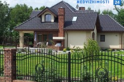 Эксклюзивный дом недалеко от Люблина, 137 м2
