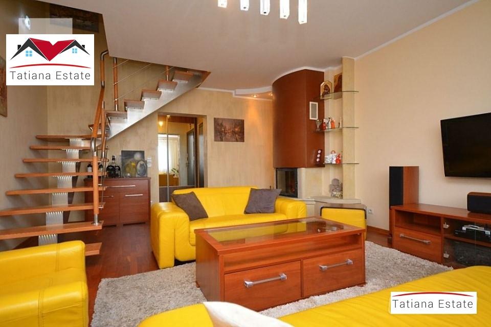 Просторная четырехкомнатная квартира 135 м2, Жешув