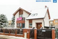 Красивый дом недалеко от моря 180 м2, Гданьск