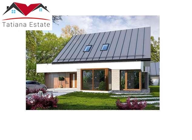 Новый дом недалеко от Катовице