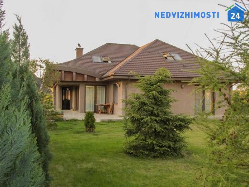 Презентабельный  дом 338 м2, недалеко от Гдыни