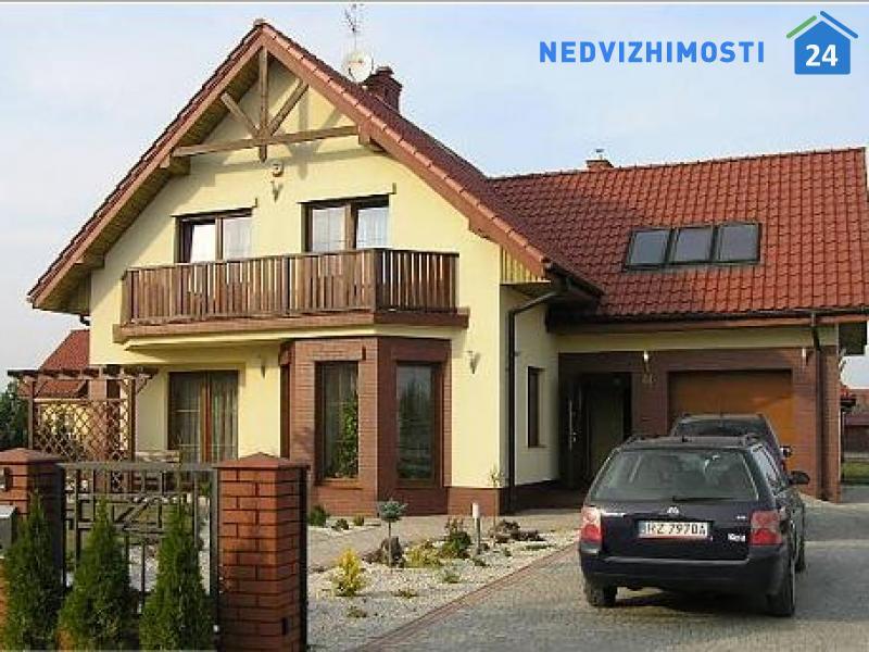 Современный дом 180 м2, Жешув