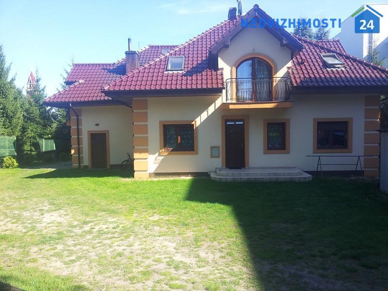 Уютный дом недалеко Лодзи, 350 м2