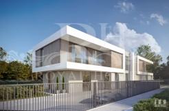 Два новых дома в парной застройке по 210 м2 в Гданьске