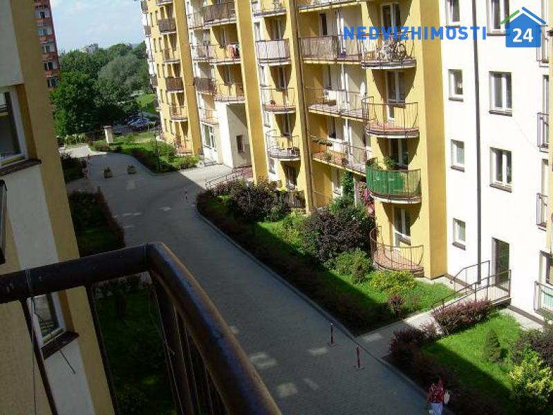Двухкомнатная квартира в Кракове, 56 м2