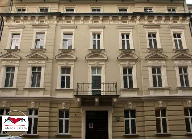 Новая квартира 53 м2 на ул. Czysta в центре Кракова