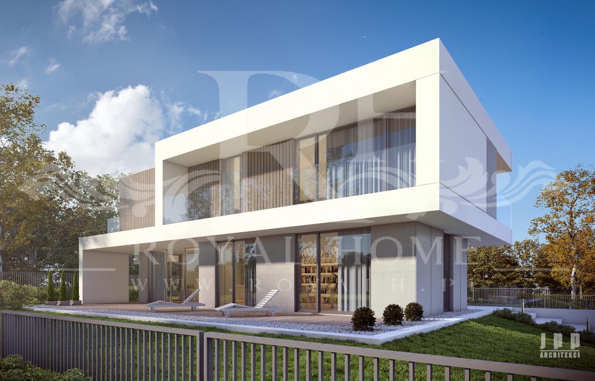 Новый дом 260 м2 в Гданьске