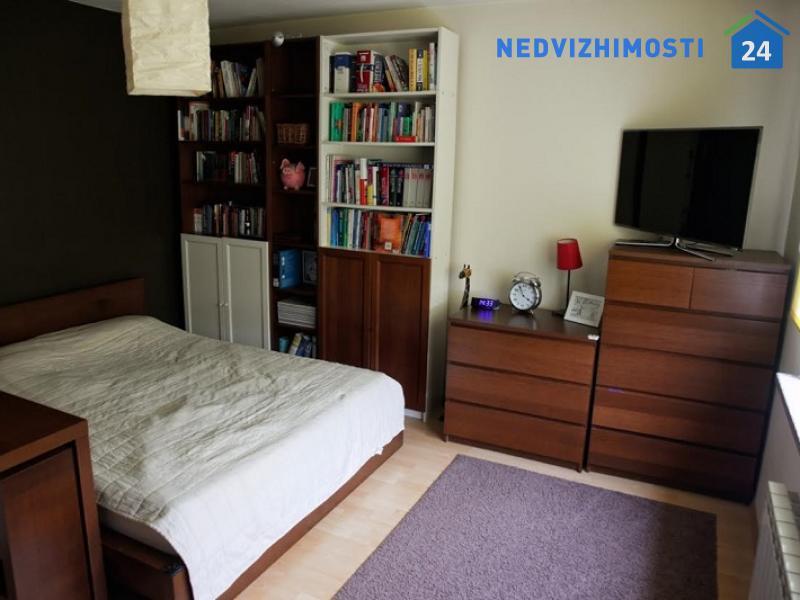 Трехкомнатная квартира в Кракове, 74 м2