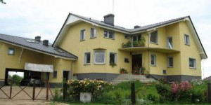 Просторный дом Вроцлавом