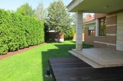 Предлагается в аренду роскошный особняк в пригороде Варшавы, 427 кв. м.
