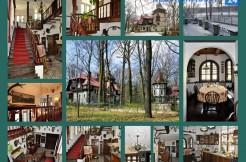 Продается уникальная охотничья усадьба с 1896 г. в Лодзи, действующая как отель
