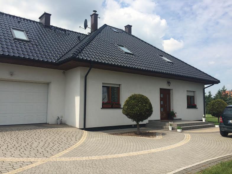 Продается уютный дом под Вроцлавом 199,3 м2