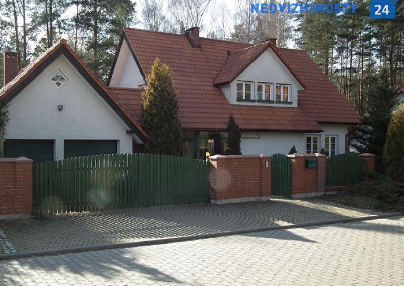 Дом в Ольштыне 360 м2
