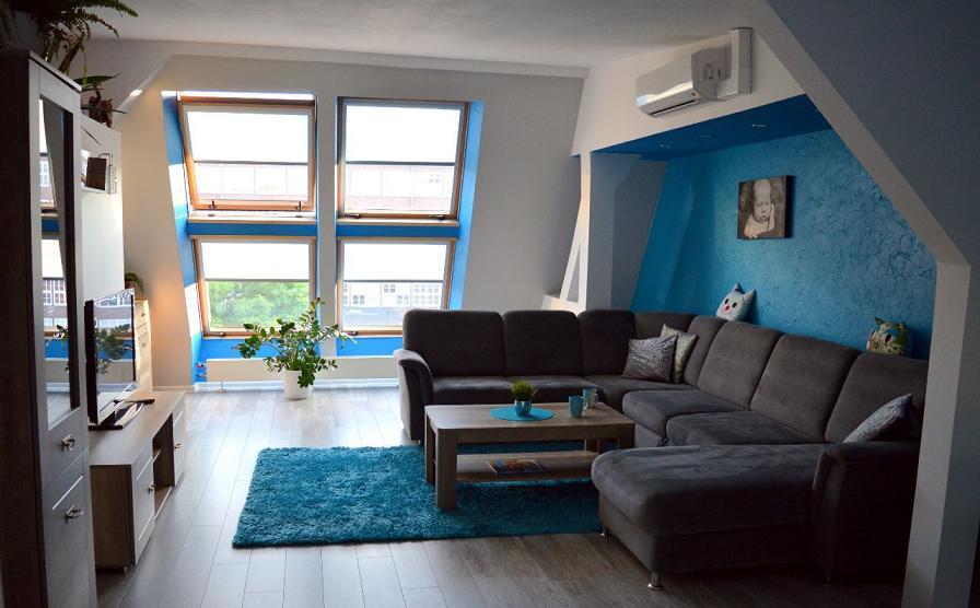Квартира в Щецине 95,50 м2
