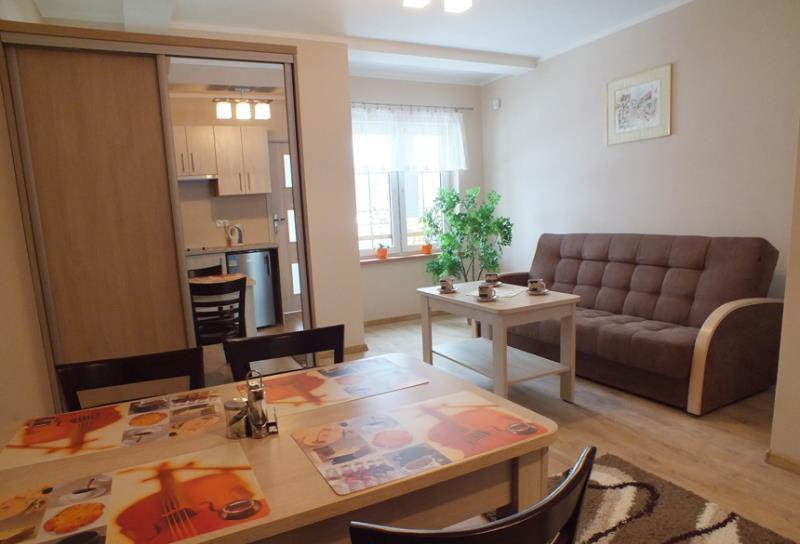 Квартира недалеко Слупска 32,86 м2