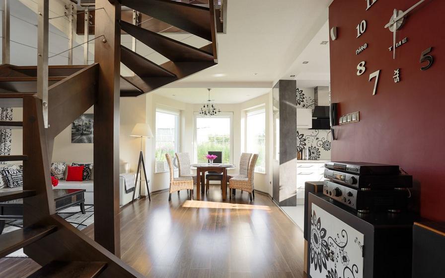 Красивый дом в Гданьске 150 м2