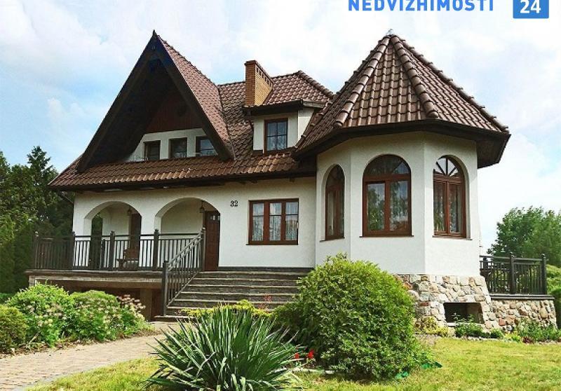 Дом в Ольштыне 270 м2