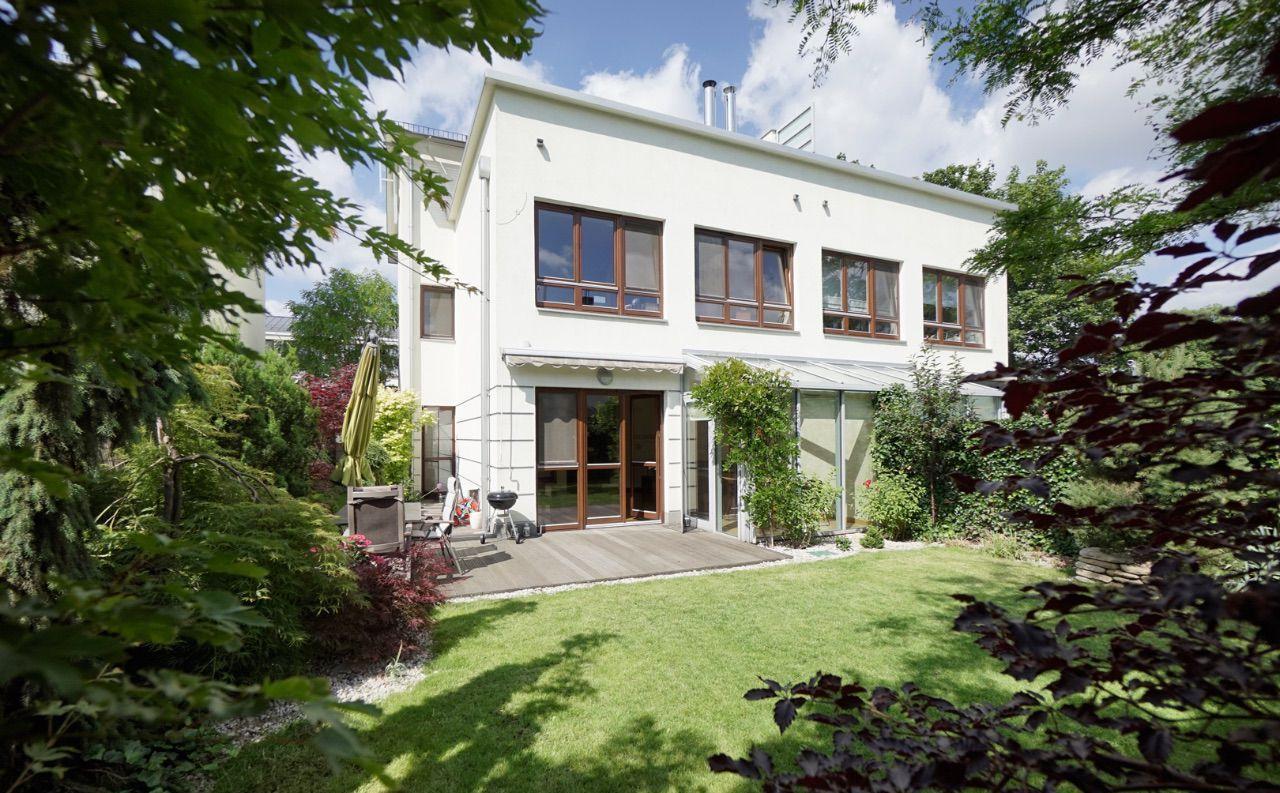 Роскошный дом в Варшаве 292 м2