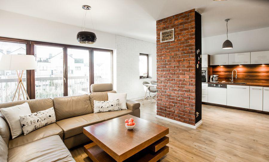 Шикарная двухуровневая квартира недалеко от Вроцлава 148 м2