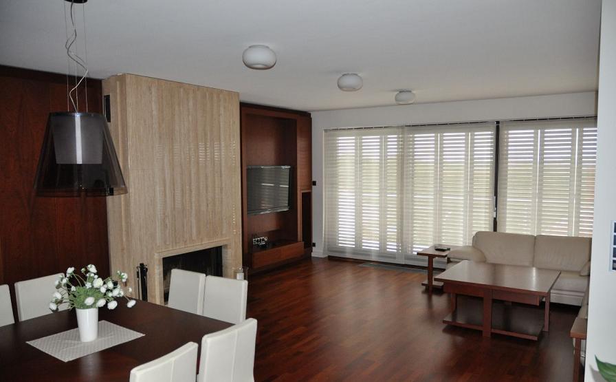 Красивая квартира в Познани 150 м2