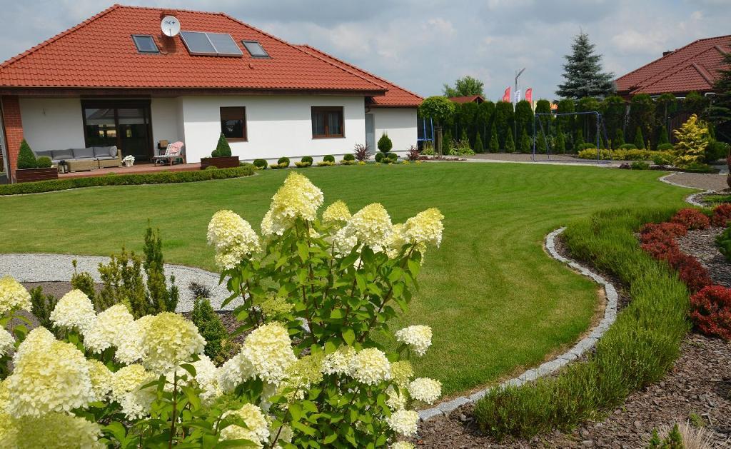Уютный красивый дом в Гнезно 187 м2