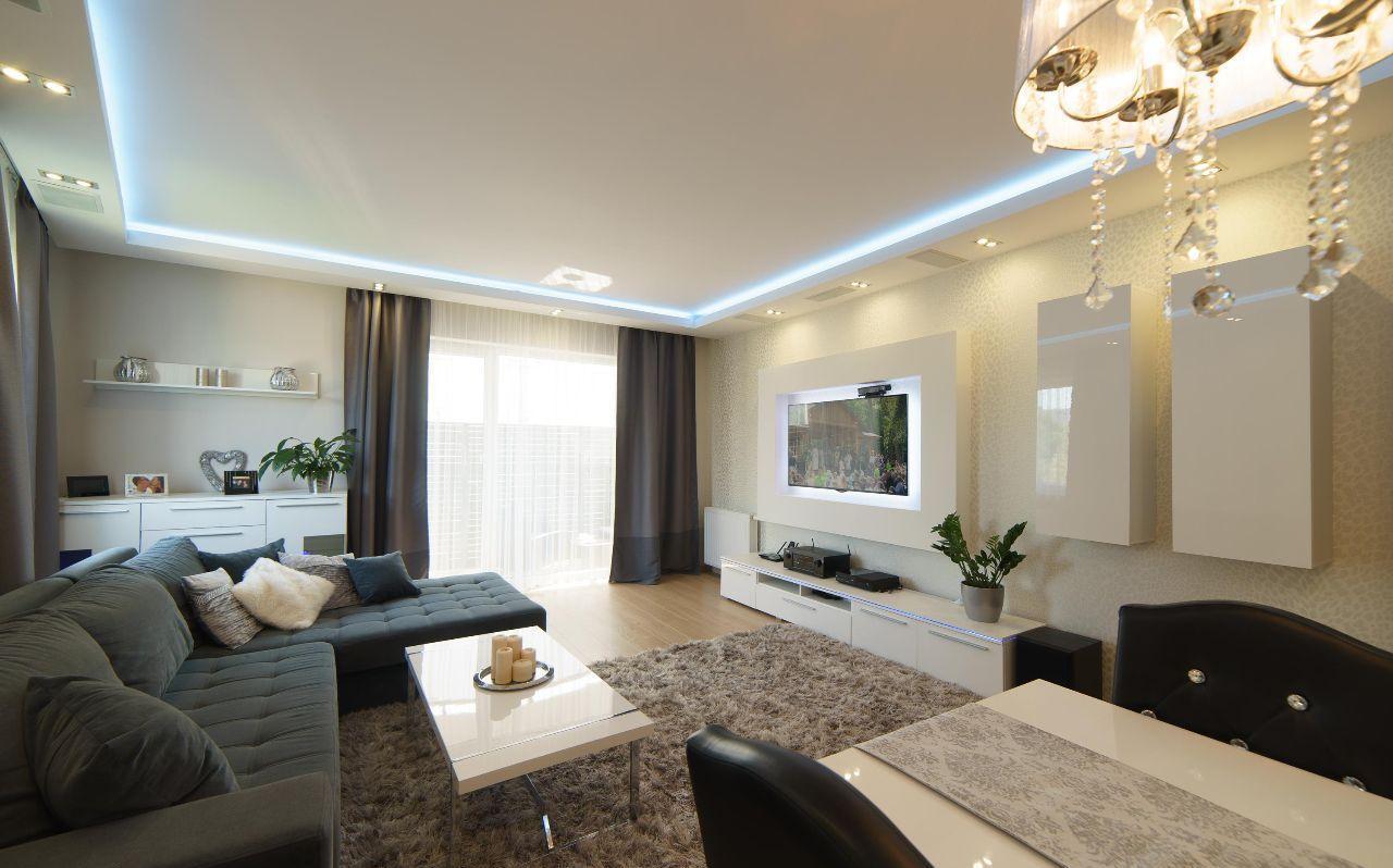 Роскошные апартаменты в Познани 66 м2
