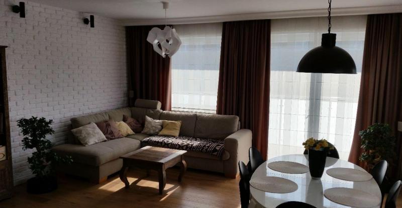 Современная квартира во Вроцлаве 108 м2