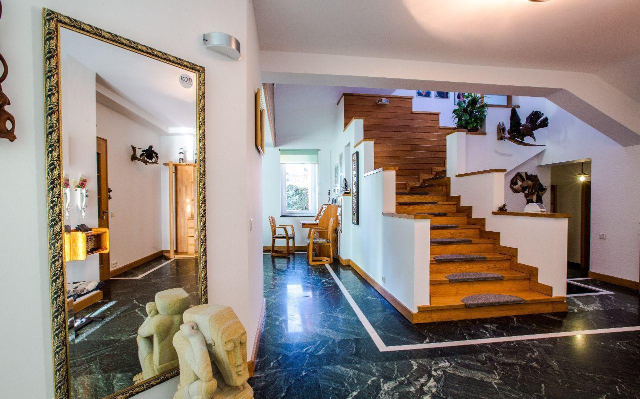 Красивый дом в Ополе 350 м2