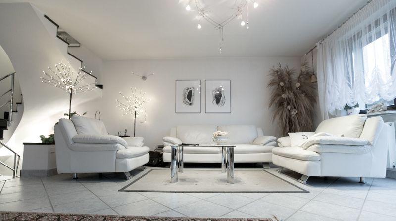 Двухуровневая квартира в Познани 200 м2
