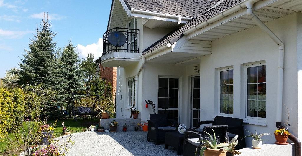 Красивый дом в Щецине 167 м2