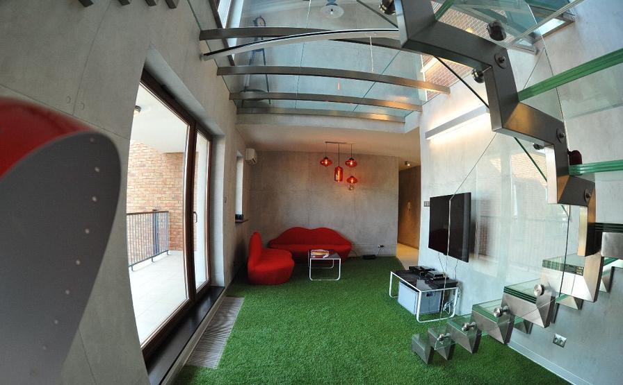 Шикарные апартаменты в Варшаве 180 м2
