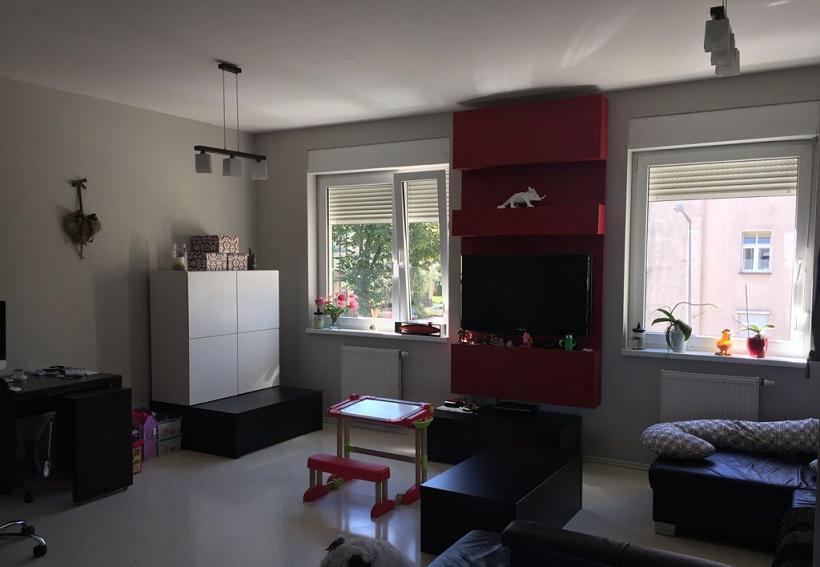 Красивая двухуровневая квартира в Легнице 152 м2